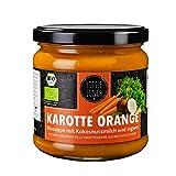 Little Lunch Bio Karotte-Orange Suppe Vegan 350g