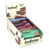 Bio-Nussriegel Probierpaket von foodloose (24 Riegel)