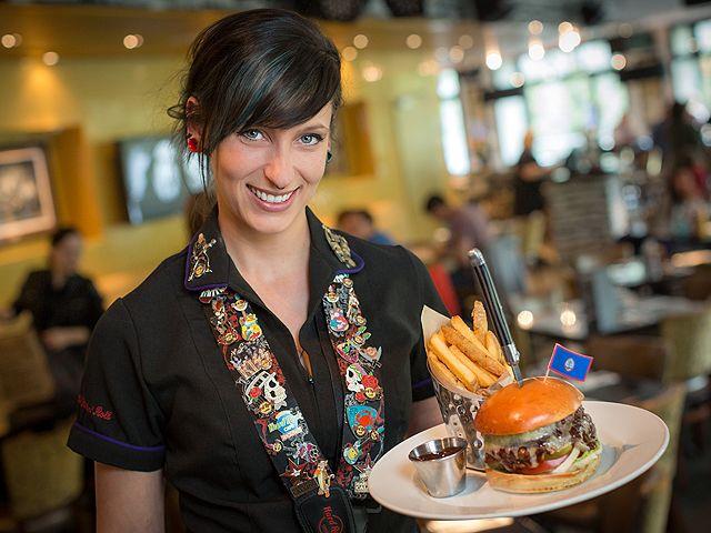 artikelbild Hard Rock Cafe World Burger Tour