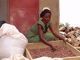 Original Beans_Frau in Virunga