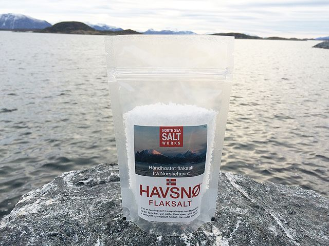 HAVSNØ - Meersalzflocken