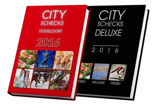City Schecks Düsseldorf