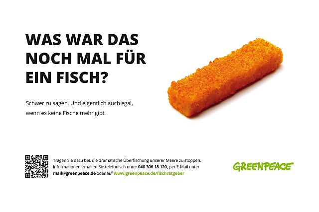 Greenpeace - Fischratgeber