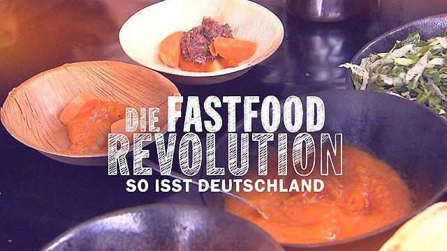 Die Fastfood-Revolution - So isst Deutschland