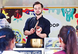 Woop Woop Icecream - Eiszubereitung