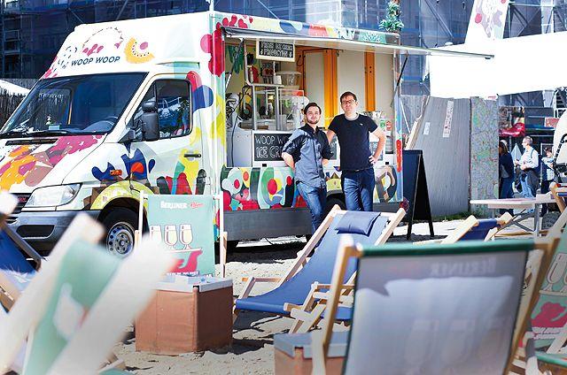 Woop Woop Icecream - Truck