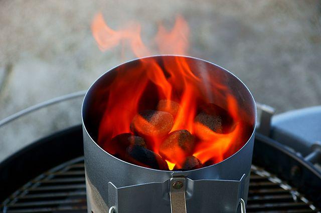 Holzkohle - Ein brandheißes Thema