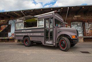Meatwagen - Truck