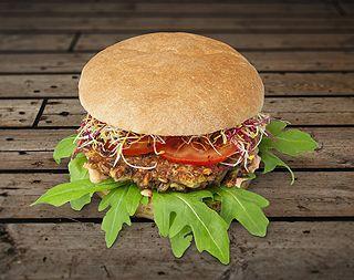 Meatwagen - Veggie-Burger