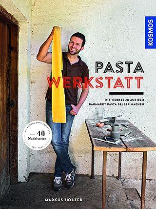 Pasta Werkstatt - Cover