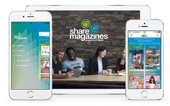 sharemagazines - Screenshots