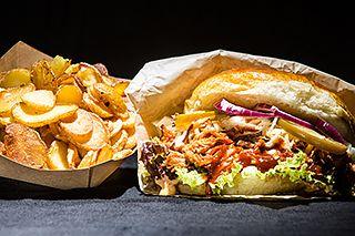 Food Truck Vestival - Burger