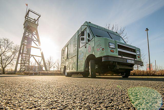 Food Truck Vestival - Truck auf Zeche Ewald