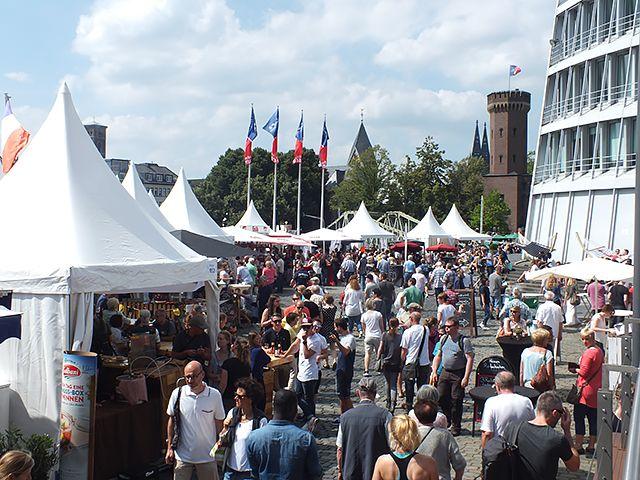 Kölner Festival der Genüsse 2016