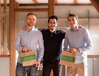 eatclever - Gründerteam