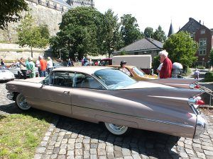 Oldtimer Treffen - Street Food Meile Bad Bentheim