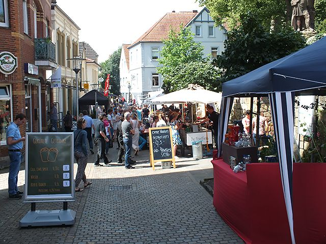 Street Food Meile Bad Bentheim