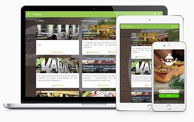 """""""Foodninja"""" - die neue Service-App für die Gastronomie"""