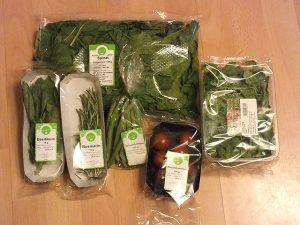 HelloFresh - Gemüse