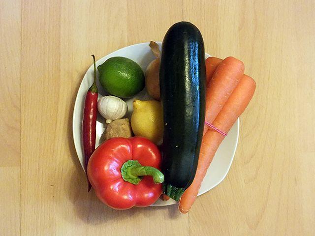 HelloFresh – frisches Gemüse und Obst