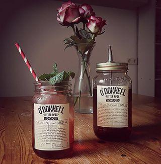 O'Donnell Moonshine - Bitter Rose