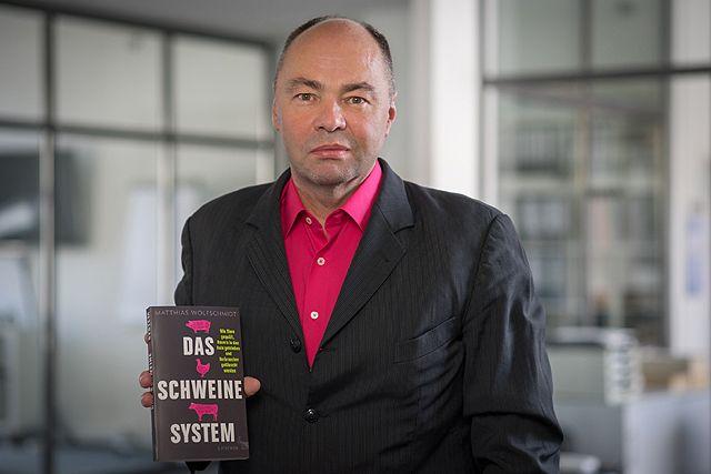 Das Schweinesystem - Autor Matthias Wolfschmidt