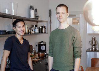 Bone Brox - Konrad Kaspar Knops und Jin Woo Bae
