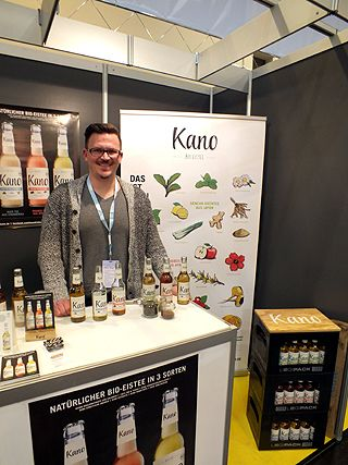Kano - Natürlicher Bio-Eistee