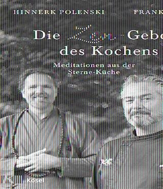 Die Zen-Gebote des Kochens - Cover
