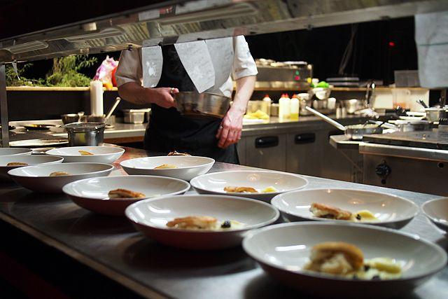 Food-Startup - Küche