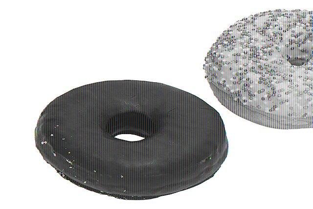 Mineraloel auch in Donuts
