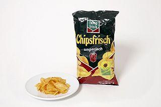 Portionsangaben - 30 Gramm Chips = eine Portion?