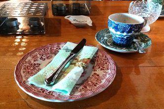 Afternoon Tea - Teller und Tasse