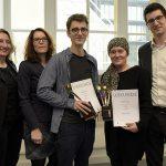 Design-Kooperation proHeq GmbH und Hochschule Pforzheim - Gewinner