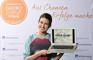 Gastro Startup-Wettbewerb - Good Bank