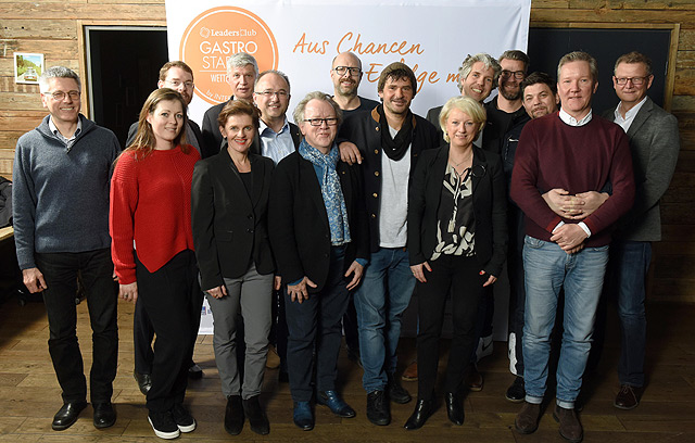 Gastro Startup-Wettbewerb - Jury