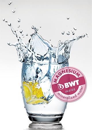 BWT Wasser - Magnesium-Technologie