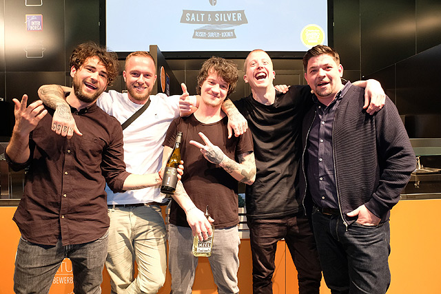 Salt & Silver - Gastro Startup-Wettbewerb 2017