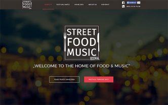 Street Food & Music - Screenshot