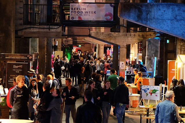 Berlin Food Week - Besucher