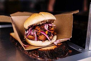 Street Food Festival - Burger