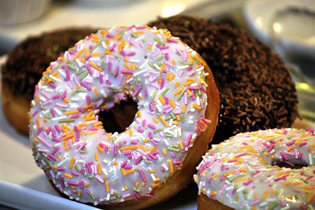 foodwatch - Nur wenig Transfette in Donuts
