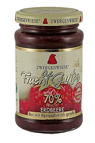 Erdbeerkonfitüren - Die erste Süßigkeit des Tages