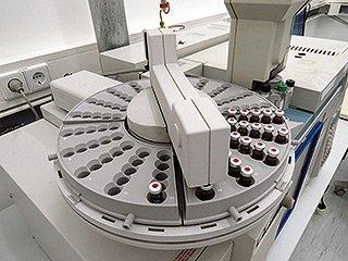 Kokosprodukte - Laboruntersuchung