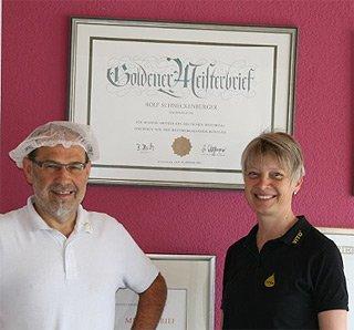 VITO XM - Karl Bertsche und Petra Geschke