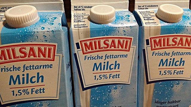 Milch – hält länger als man denkt