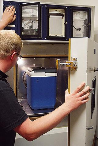 ÖKO-TEST -Kühlboxen - Cool bleiben
