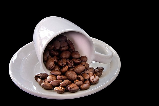 Eigenes Café - Kaffeebohnen