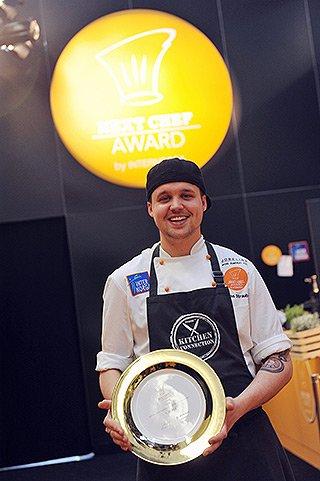 Next Chef Jonas Straube