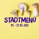 Berlin Food Week 2017 - Stadtmenü - PilzParade